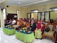 Unsur Pimpinan Pengadilan Agama Rantau Hadiri Undangan  Pengantar Alih Tugas pada Pengadilan Negeri Rantau