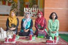Ketua Pengadilan Tinggi Agama Banjarmasin Serahkan Produk Itsbat Nikah Terpadu di Kabupaten Tapin