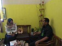 Cegah Penyebaran COVID-19 PA Rantau Laksanakan Konsultasi Ke Dinas Kesehatan Kabupaten Tapin